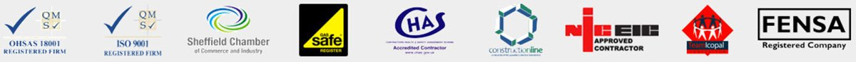 Burngreave Building Company's Accreditations