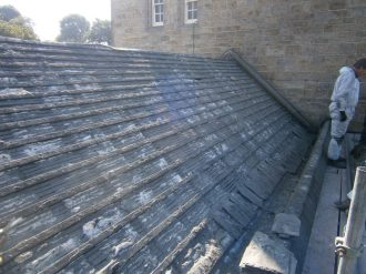 General Roof Repair Work