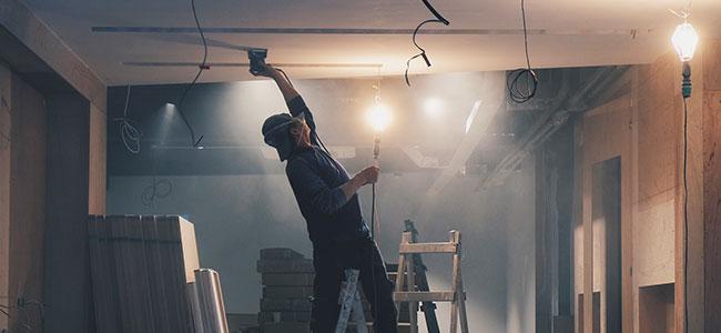building insurance work